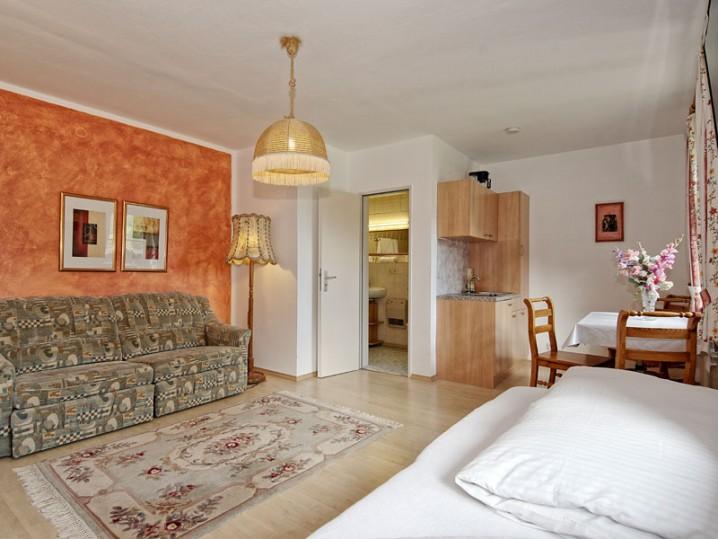 Ferienwohnung 35 qm Wohnraum