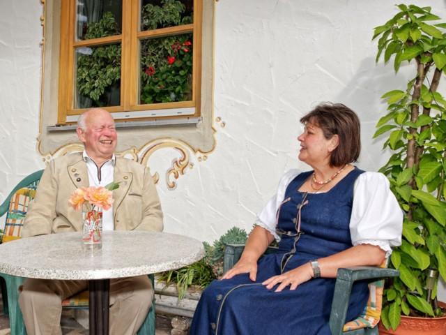 Gastgeber Anna & Lothar