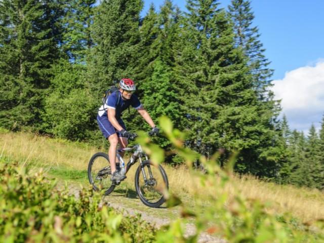 Radeln im Chiemgau